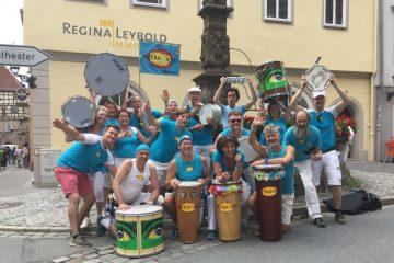 Outra Vez! in Coburg, Duitsland (2017)