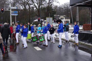 Midwinter Marathon 2015 in Apeldoorn