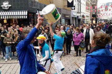 Outra Vez op Koningsdag in Arnhem