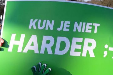 Midwinter Marathon - Kun je niet harder